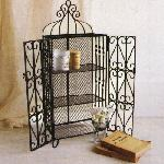 CHURCH IRON 3LAYER SHELF